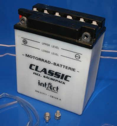 Batterie 12V 12AH cb12a-a verstärkt