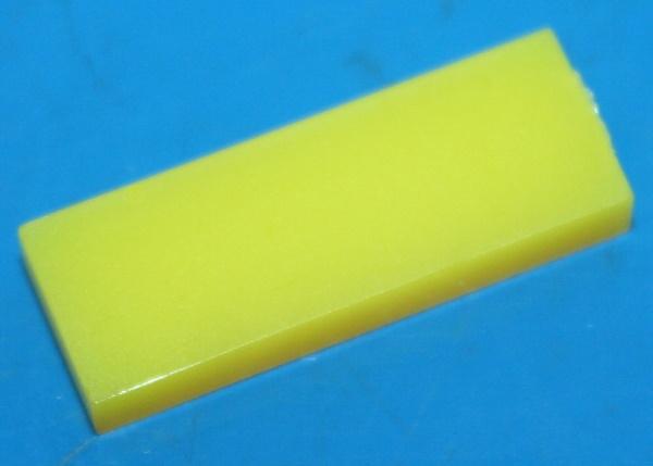 Kontroll-Symbol Choke K100 K75 gelb