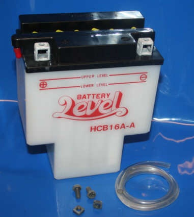 Batterie 12V 16AH HCB16A-A verstärkt