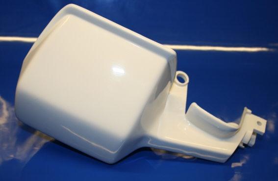 Handschutz R80/100GS-90 weiss rechts +R80G/S