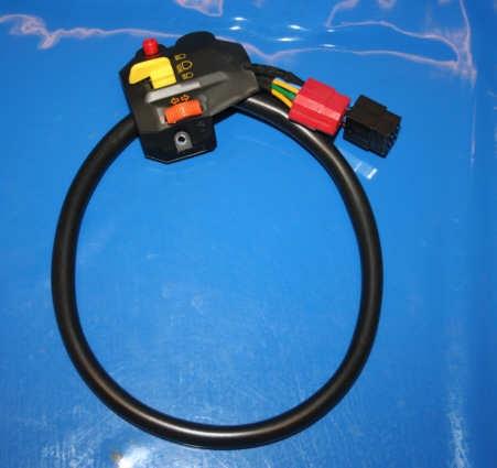 Lenkerschalter R45 li. o.Licht R65 R80G/S R80 85-