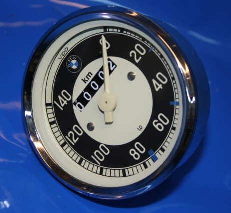 Tacho R25/3 +R26 25/6 0-140 W1.0