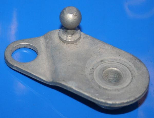 Befestigung LKD /5 (hydraulisch)a.d.Gabel (Platte)
