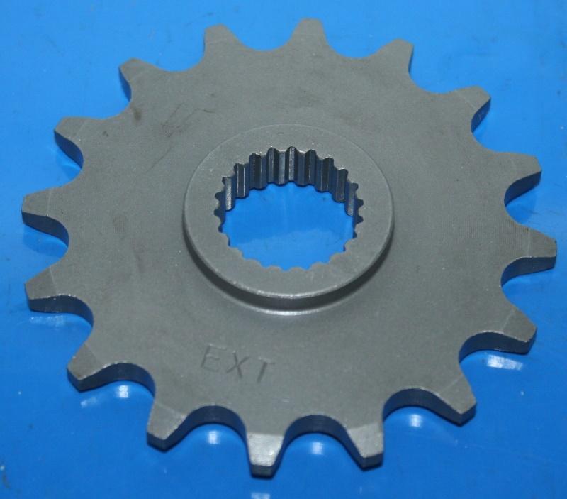 Ritzel am Getriebe F650 93/97ST GS Z=16
