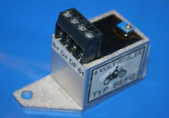 Regler R50/60/69 6 Volt elektronisch R51/3-R68
