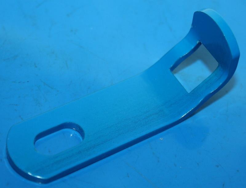 Bügel Sturzbügelschelle unten blau z.B. R80GS Basic