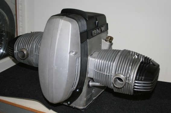 Motor R80 81- überarbeitet Bleifrei im Tausch