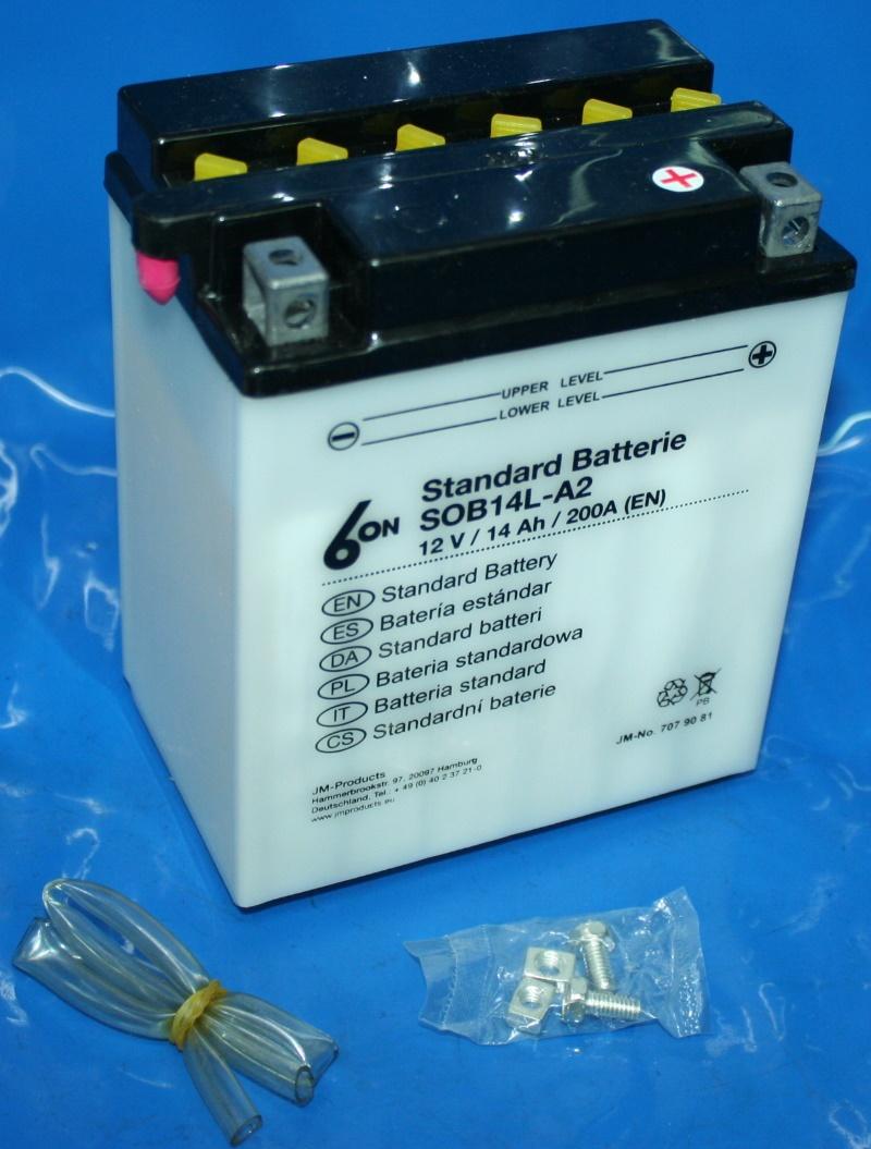 Batterie 12V 14AH CB14l-a2 verstärkt