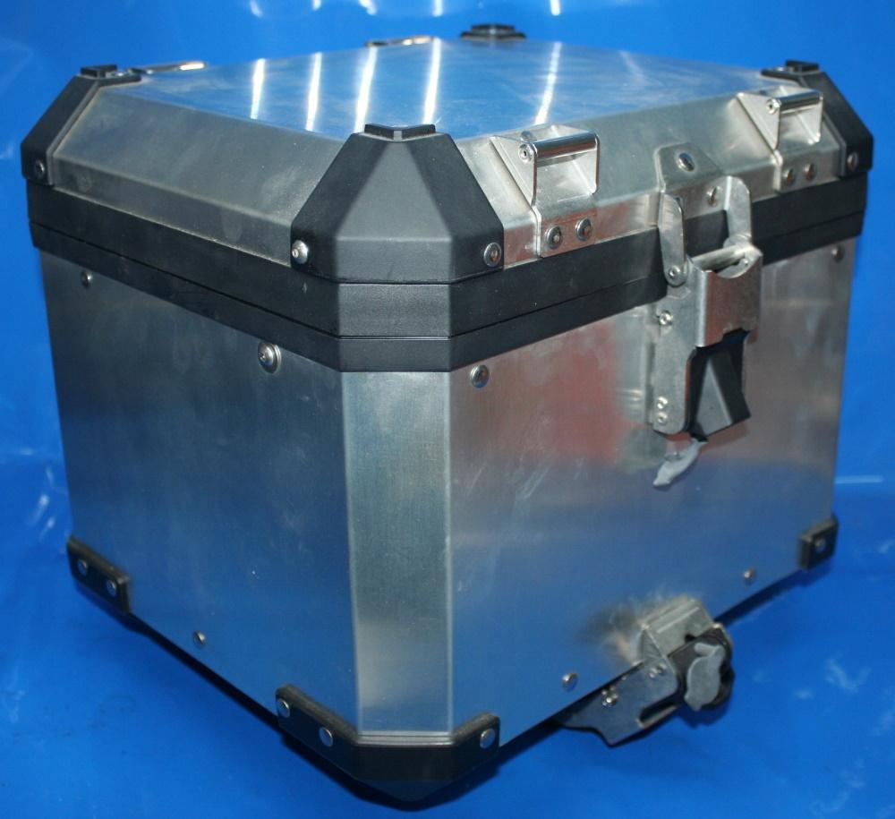 Topcase R1200GS Adv. 06 08 10 F800GS 08 13 Alu