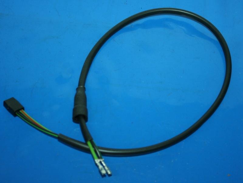 Kabelstrang Bremslichtschalter 81-84 +R45/65 G/S,ST vorne