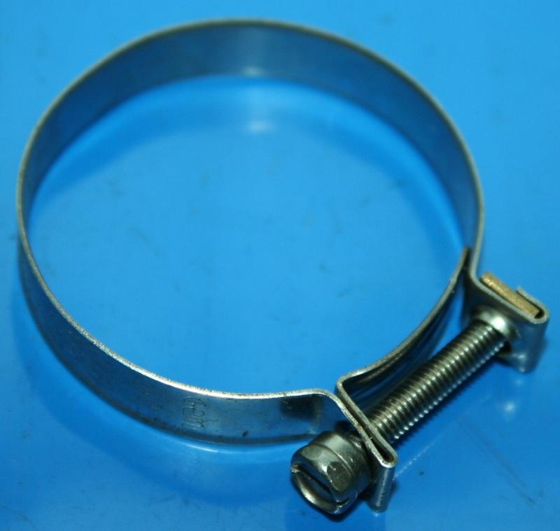 Schelle 42 VA Kühlerschlauch K75 K100 am Ausgleichsbehälter