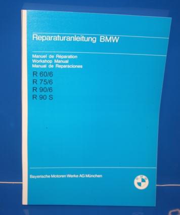 Werkstatthandbuch /6 deutsch