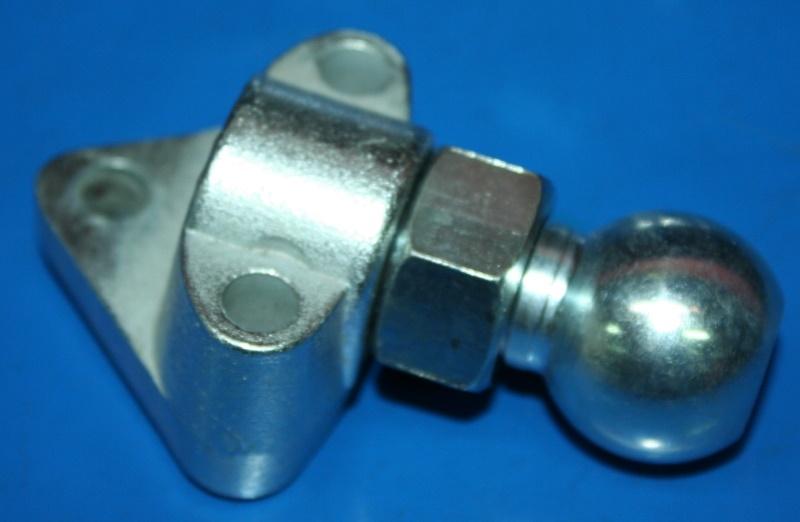 Kugelanschluss 3.Punkt R24-R27 Seitenwagenanschluss u.Sattel