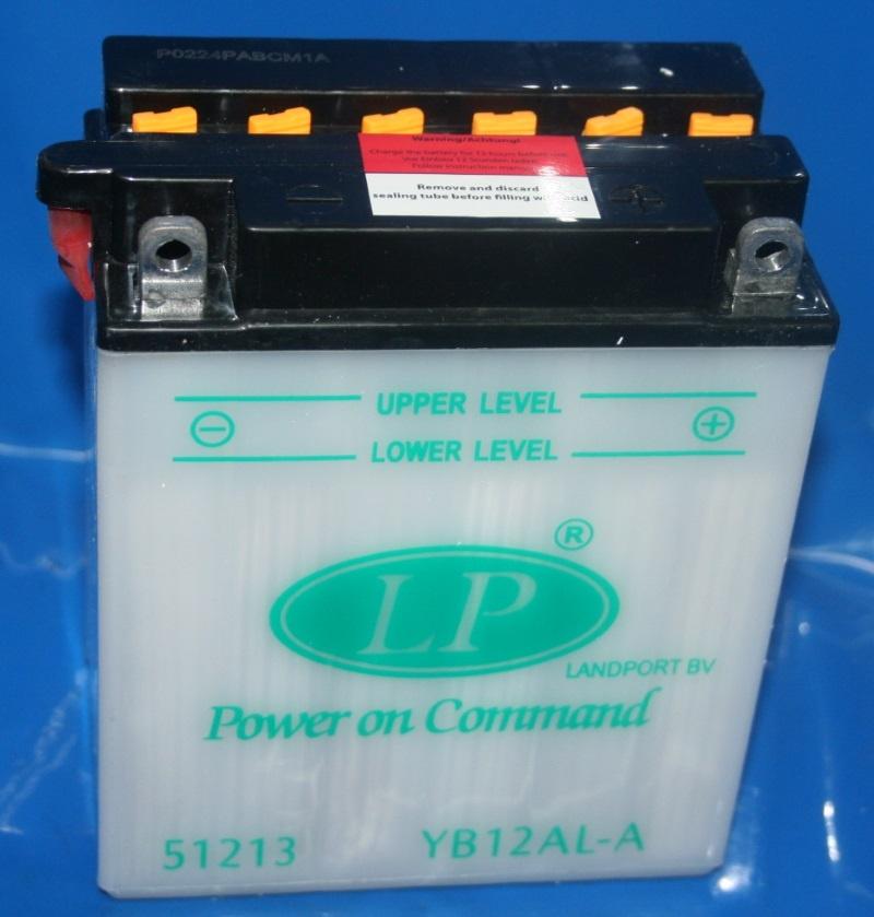 Batterie 12V 12AH CB12AL-A2 verstärkt