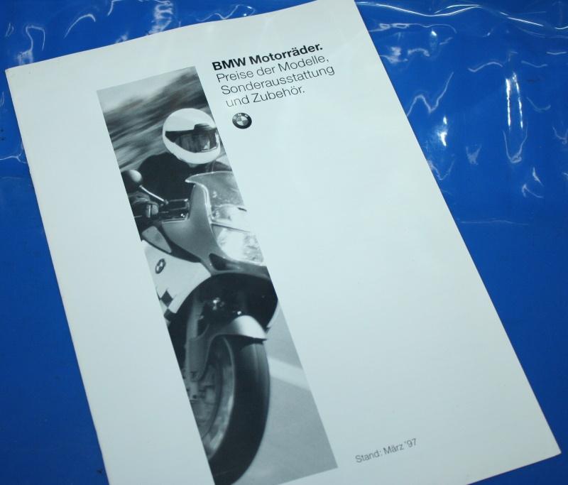 Preiliste Motorräder +Zubehör deutsch Ausg.3/97 gut erhalten