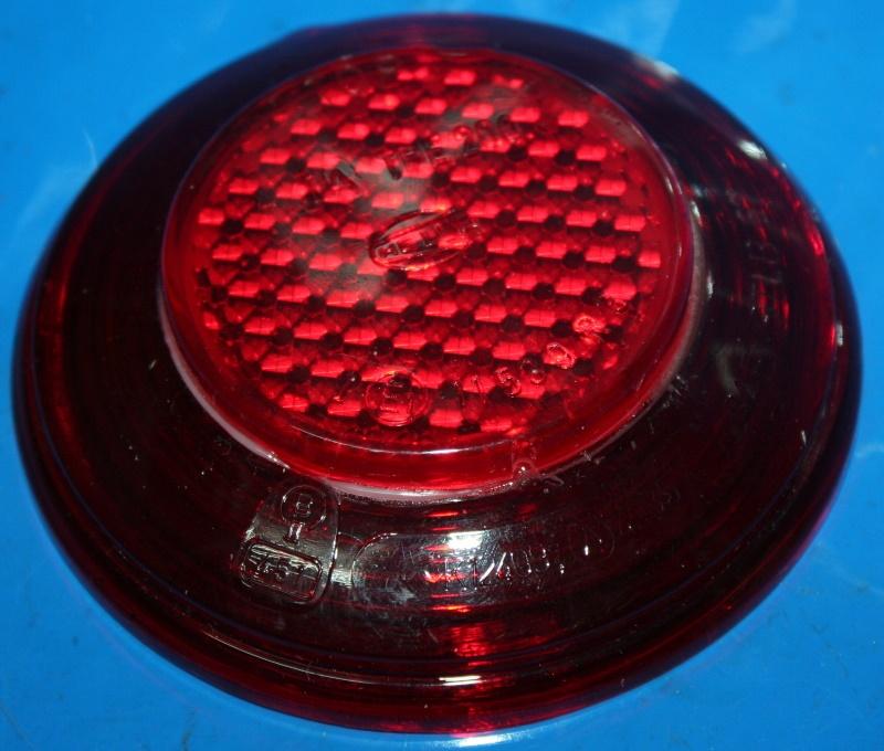 Rücklichtglas R26-R69S  R27 R50 R60 original Hella