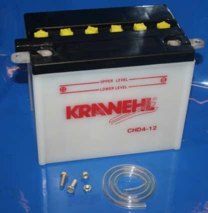 Batterie 12V 32AH verstärkt