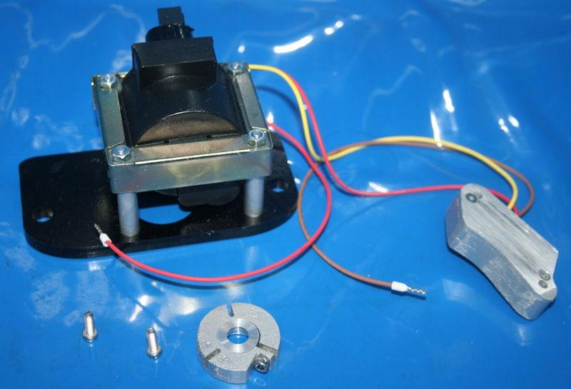 Elektronische Zündung R51/3-R69S mit Zündspule