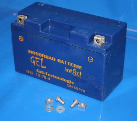 Batterie 12V 7AH Gel Wartungsfrei