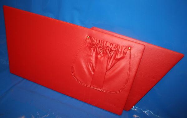 Innenverkleidung TR500 rot Steib Paar
