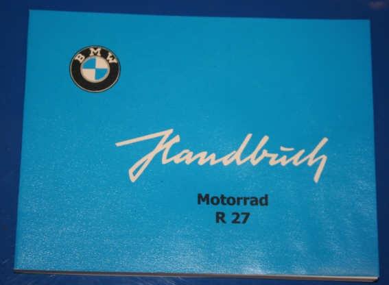 Betriebsanleitung R27 Deutsch