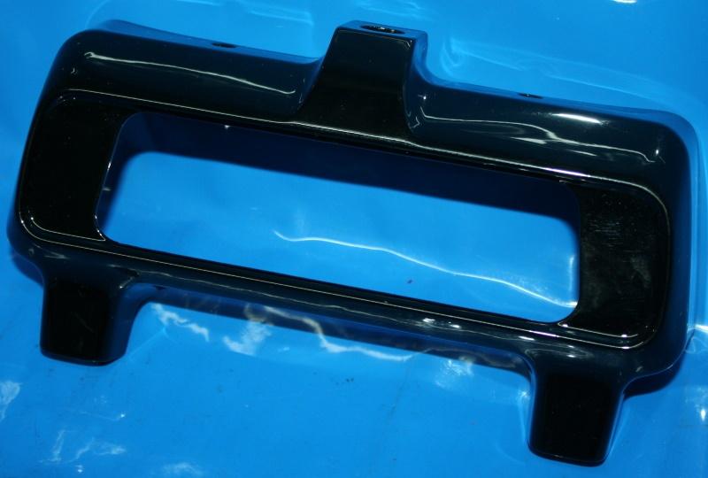 Verkleidung Ölkühler R80R R100R Avusschwarz Farbe 707/086