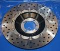 Bremsscheibe R80 85- gelocht 2Scheibenbremse 4mm