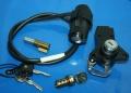 Schlossatz K75 K100 4/85- 4Schließzylinder gleichschließend