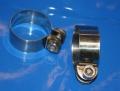Schelle Schalldämpfer /5- 38mm Krümmer mit Schraube