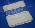 Putzlappen BMW Putztuch mit BMW Schriftzug blau