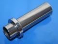 Stößelstangenschutzrohr R24-R25/3 VA poliert