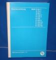 Werkstatthandbuch /7 1977-84 R60/7- R100 RS Deutsch