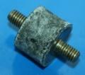 Silentblock Batteriehalter R1100/1150/1200C K1-1100 ABS