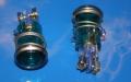 Kontrollleuchte Blinker /5 grün für Lampe 12V2W BA9S