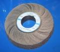 Lamellenschleifer 165x25mm für Doppelschleifer Bohrung 45mm