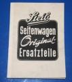 Ersatzteilkatalog Steib Deutsch