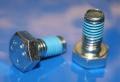 Schraube Hauptständer /5-80 mit Sicherungslack