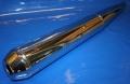 Schalldämpfer R100 40mm mit ABE chrom